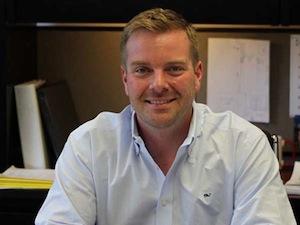 Joseph Carberry of the Glenn Mills-based Medical Solutions (Joshua Fernandez / Philly.com)