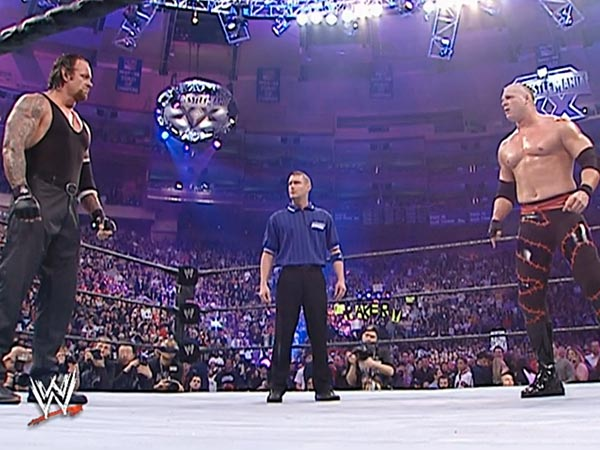 Reliving The Streak The Undertaker Defeats Kane At Wrestlemania 20 Philly