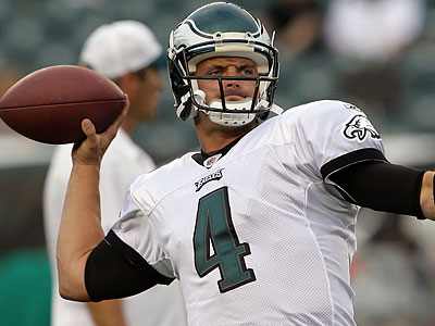 Kevin Kolb´s contract could be a factor in whether he gets traded. (Yong Kim/Staff file photo)