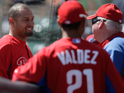 The Phillies are valued at $609 million, according to Forbes. (David Maialetti / staff photographer )
