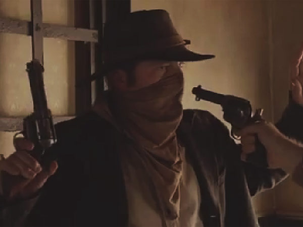 "A scene from the movie trailer, ""The Redemption of Henry Myers."" (Screenshot via YouTube)"
