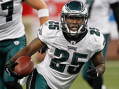 LeSean McCoy will join a group of Eagles to work out next week. (Ron Cortes/Staff File Photo)