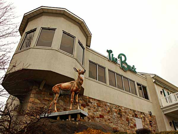 The Buck Hotel. Feasterville is part of Lower Southampton Twp. in Bucks County.  March 19, 2013. ( MICHAEL S. WIRTZ / STAFF PHOTOGRAPHER ).