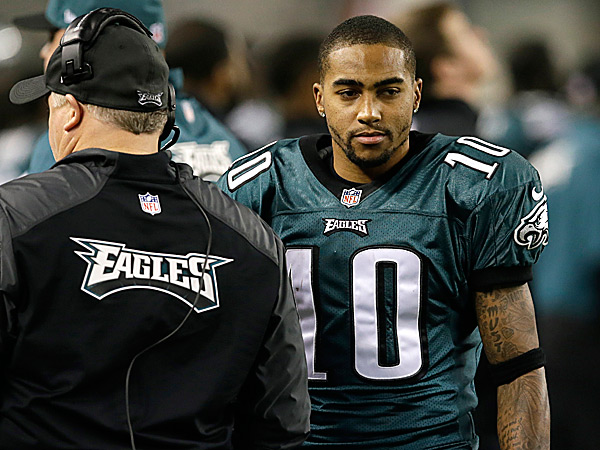 Eagles release wide receiver DeSean Jackson