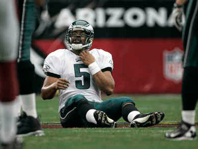 Donovan McNabb said he would like to finish his career in Philadelphia. (Ron Cortes / Staff file photo)