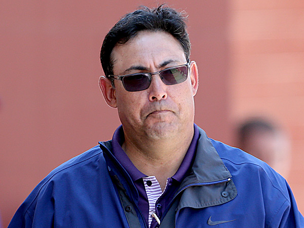 Phillies general manager Ruben Amaro Jr. (Yong Kim/Staff Photographer)