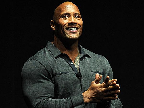 "Dwayne ""The Rock"" Johnson. (Photo by Chris Pizzello/Invision/AP)"