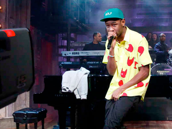 "Tyler, The Creator has a new release ""Woolly"" that is due out on April 2."