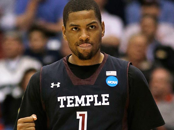 Former Temple guard Khalif Wyatt. (Al Behrman/AP file photo)