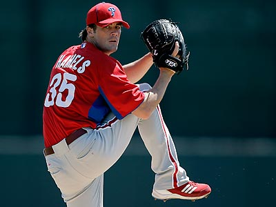 Cole Hamels has a 6.75 ERA in spring training. (David Maialetti/Staff Photographer)