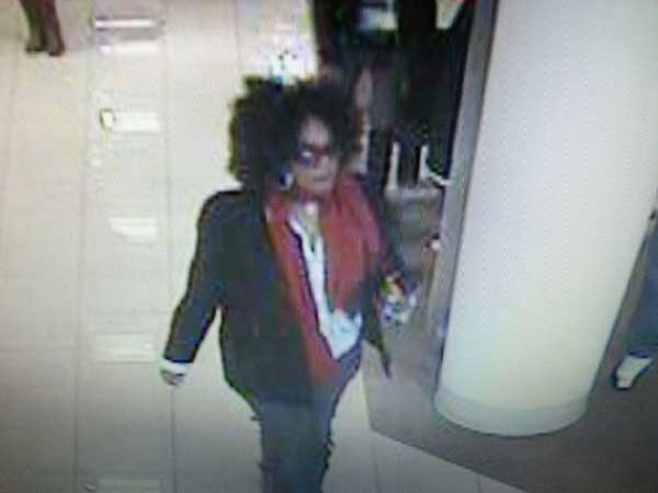 Cherry Hill police are seeking information about this woman, suspected of biting another woman´s finger in a mall parking lot in a dispute over a parking space.