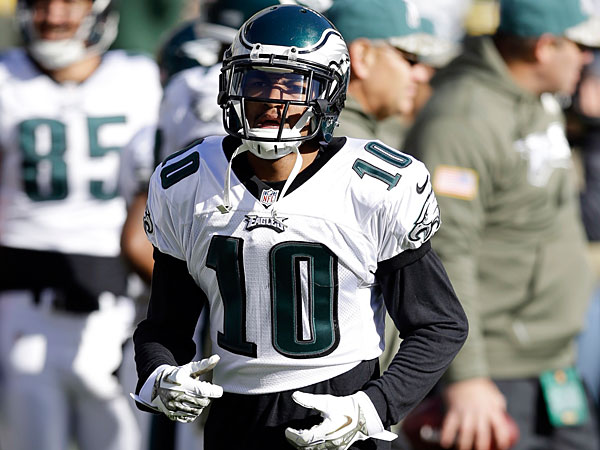Eagles release Jackson; gang questions emerge