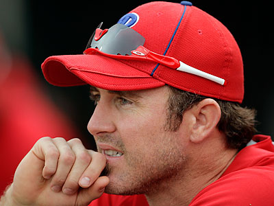 Chase Utley will batt second tonight for the Phillies. (David Maialetti/Staff Photographer)