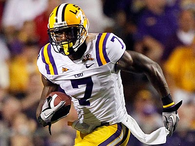 LSU´s Patrick Peterson is considered the top cornerback prospect in the NFL draft. (Patrick Semansky/AP)