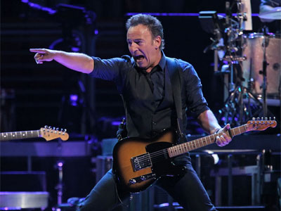 Bruce Springsteen E Street Band Introduction