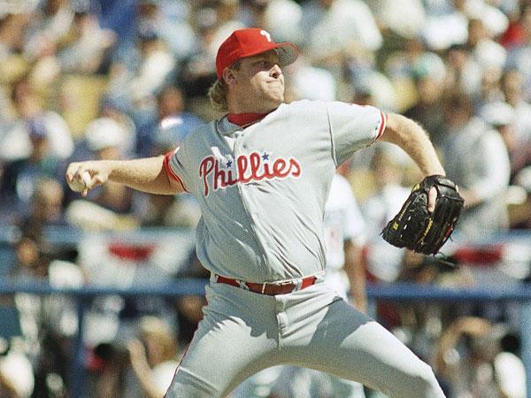 Former Phillie Curt Schilling. (E. J. Flynn/AP file)