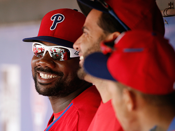 Phillies first baseman Ryan Howard. (Kathy Willens/AP)