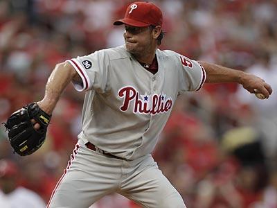 Jamie Moyer will join the panel of ESPN´s Baseball Tonight this season. (Jeff Roberson/AP Photo)