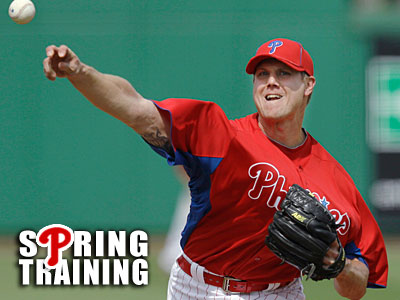 Beyond Jonathan Papelbon, the Phillies have many question marks in their bullpen. (Kathy Willens/AP)