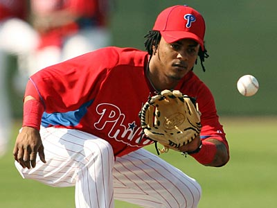 Michael Martinez is the latest Rule 5 pick to make the Phillies´ roster. (Yong Kim/staff photographer)