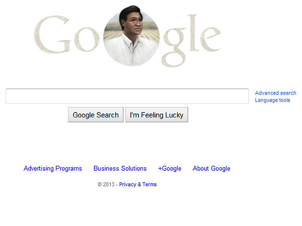 Chavez on Google