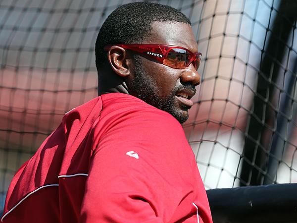 Phillies first baseman Ryan Howard. (Yong Kim/Staff Photographer)