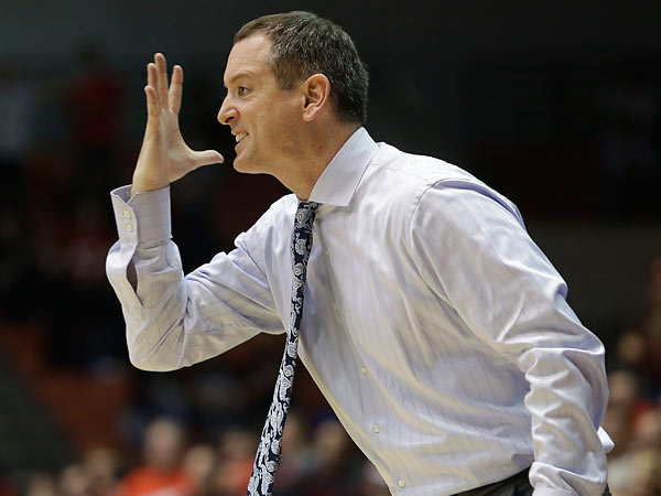 Rutgers men´s basketball coach Mike Rice. (Al Behrman/AP file photo)
