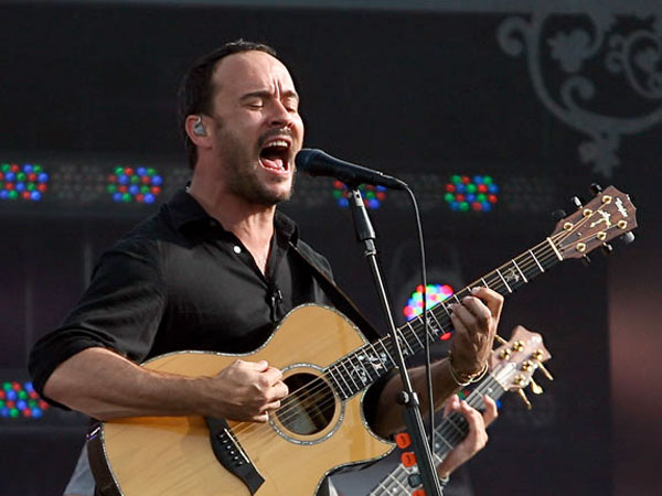 Dave Matthews Band will perform two nights in Camden, New Jersey this June.