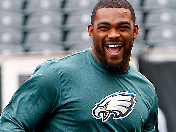 Eagles´ Brandon Graham. (David Maialetti/Staff Photographer)