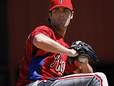 Cole Hamels has racked up 38 wins in his first two big-league seasons. (David Maialetti/Staff Photographer)