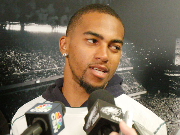 Eagles wide receiver DeSean Jackson. (Akira Suwa/Staff Photographer)