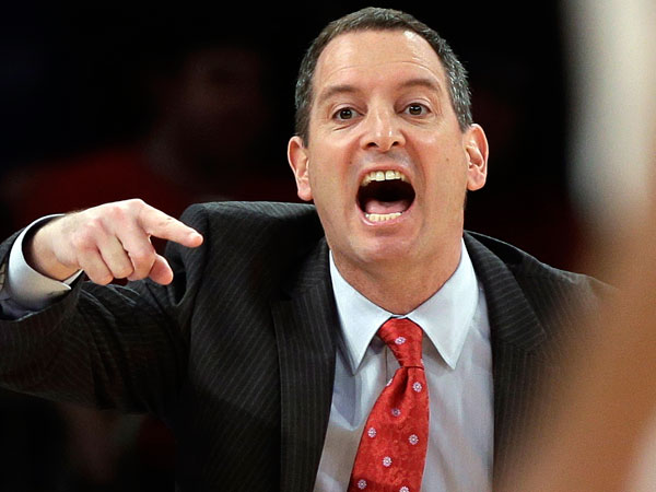 Rutgers fired Mike Rice Wednesday. (Frank Franklin II/AP file)