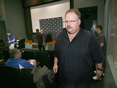 """I have nothing but good things to say about Donovan,"" Eagles coach Andy Reid said. (Charles Fox/Staff Photographer)"