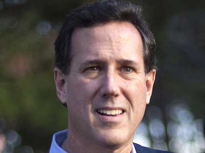 Rick Santorum. (AP Photo/David Goldman)