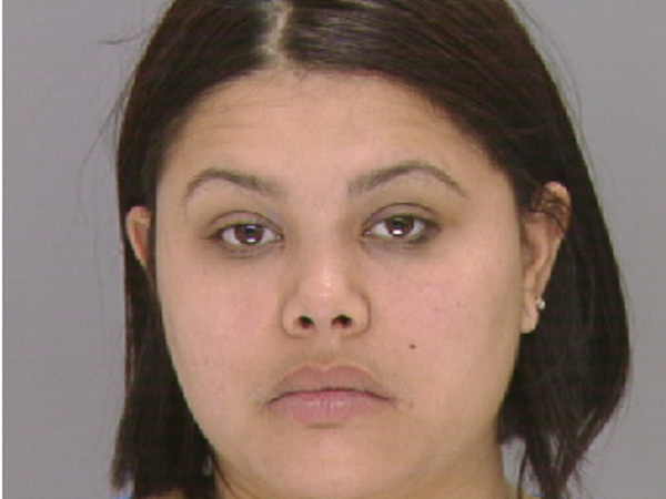 Ashley Delvalle, of Feltonville, charged with impersonating a nurse at Saint Christopher´s Hospital for Children.