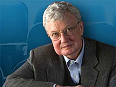 Roger Ebert. (Photo c/o rogerebert.com)