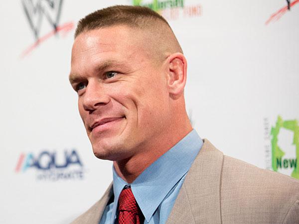 John Cena. (Photo by Dario Cantatore/Invision/AP)