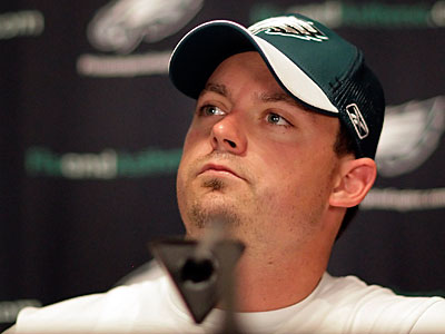 Kevin Kolb and the Eagles have agreed on a one-year contract extension, the Eagles announced today.  (David Maialetti / Staff file photo)