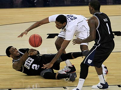 Butler´s 18.8 shooting percentage was the worst in NCAA national championship history. (Mark Humphrey/AP)