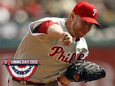 Phillies ace Roy Halladay got the start against the Pirates. (Yong Kim/Staff Photographer)
