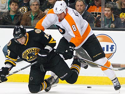 The Flyers have signed defenseman Nicklas Grossmann to an extension. (Michael Dwyer/AP)