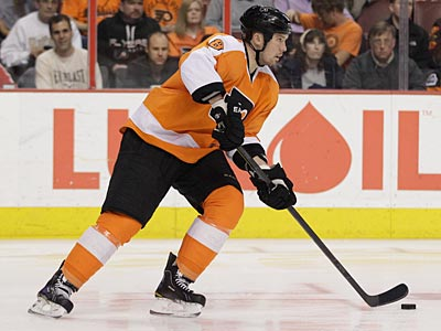 Flyers defenseman Nick Grossman signed a multi-year extension on Friday. (Matt Slocum/AP)