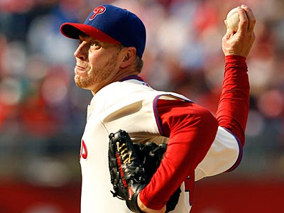 This Roy Halladay perfect game was worth $1 million. (Yong Kim/Staff File Photo)