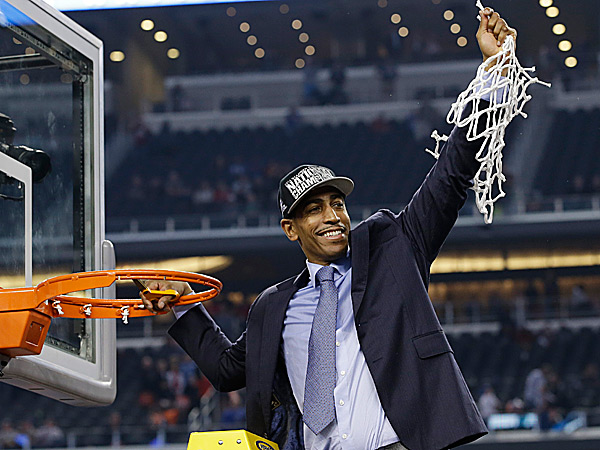 Connecticut head coach Kevin Ollie. (David J. Phillip/AP)