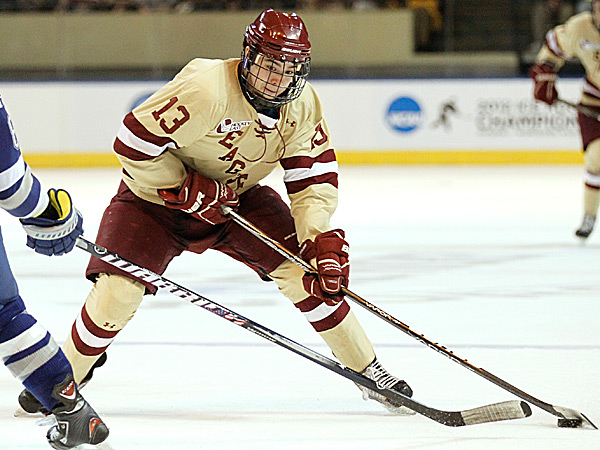 NCAA: Frozen Four - Will Gaudreau's Dominance Translate To The NHL?