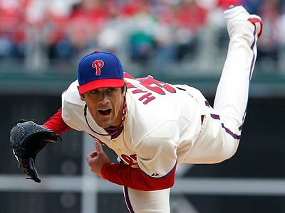 Cole Hamels faces a Braves lineup that ranks third in the NL in scoring. (David Maialetti/Staff Photographer)