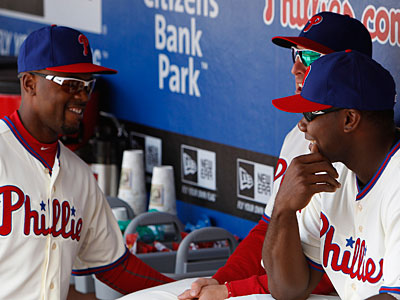 The Phillies are already missing Ryan Howard´s bat. (Ron Cortes/Staff Photographer)