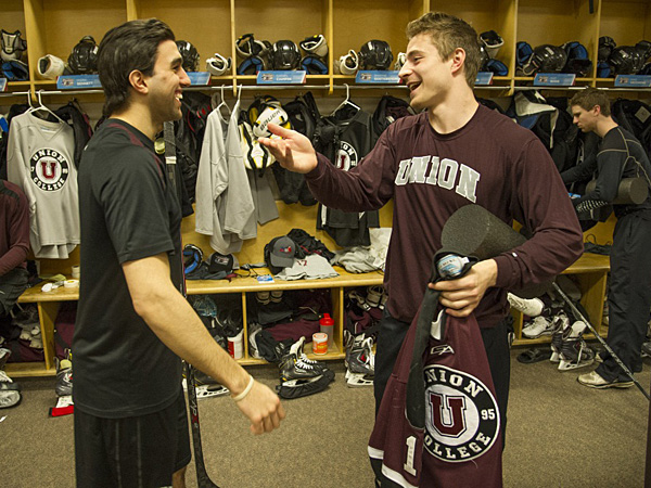 NCAA: Frozen Four - No.1 Union College's Unlikely Rise To The Top