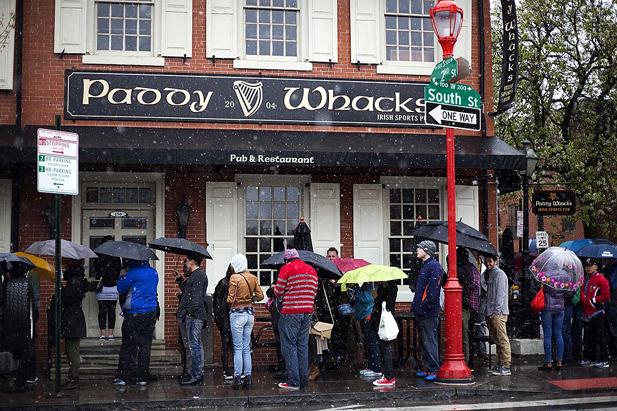 Paddy whacks philly
