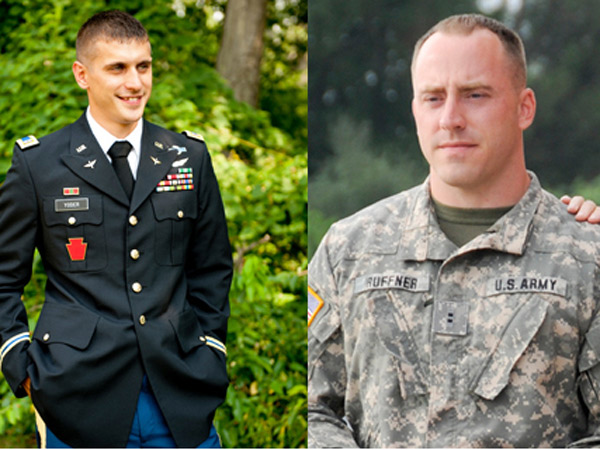 Two Pa soldiers killed in Afghanistan helicopter crash